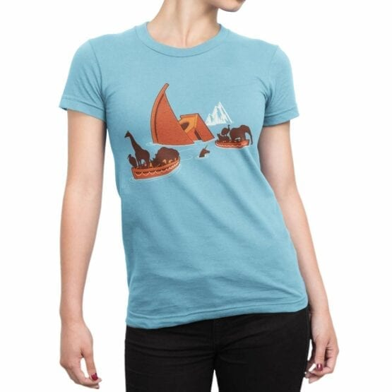 "Funny T-Shirts ""The Last Unicorn"". Cool T-Shirts."