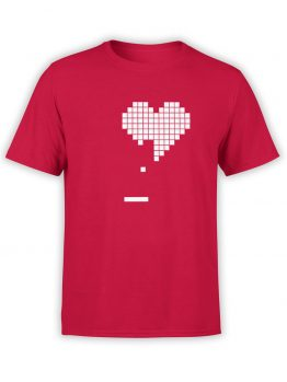 "Cool T-Shirts ""Heart Arkanoid"""