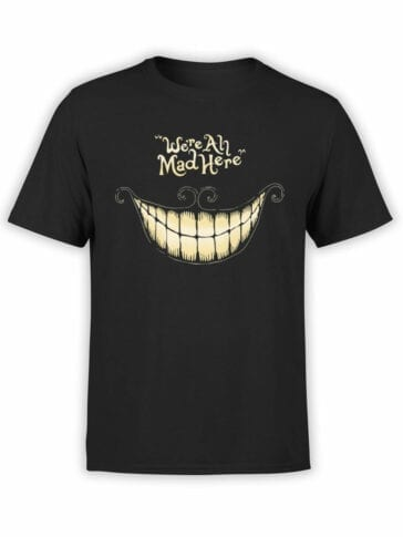 "Funny T-Shirts ""We All Mad"". Cool T-Shirts."