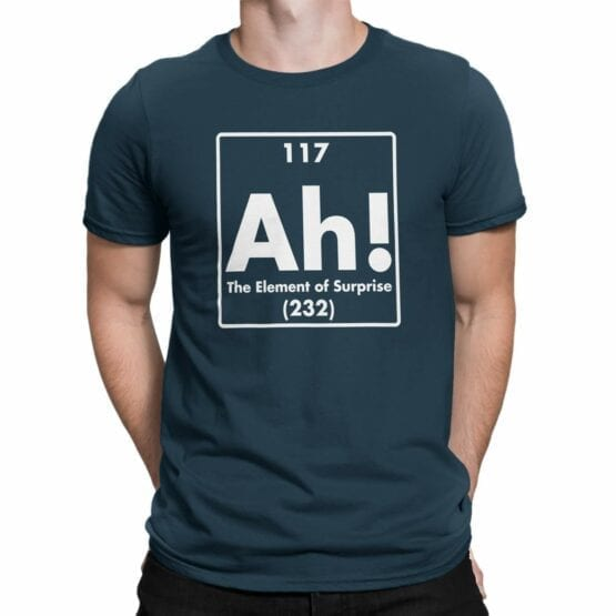 "Funny T-Shirts ""Ah!"". Cool T-Shirts."