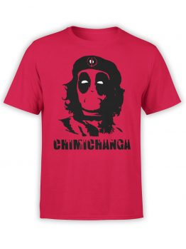 "Funny T-Shirts ""Chimichanga"". Cool T-Shirts."