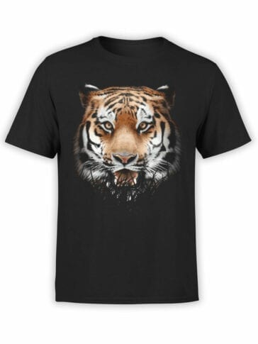 "Cool T-Shirts ""Tiger"""