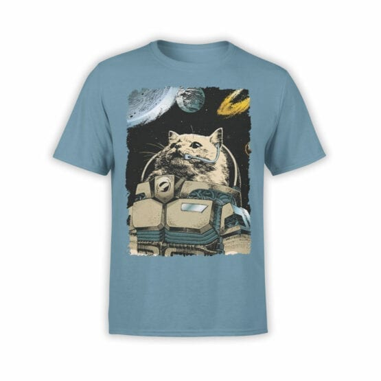 "Cat Shirts ""Cosmo Cat"". Cool T-Shirts."