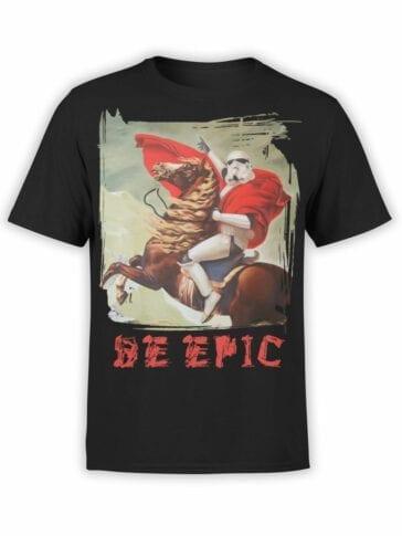 "Funny T-Shirts ""Epic Clone"". Cool T-Shirts."