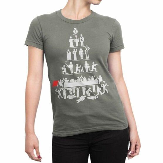 """Cool T-Shirts """"Pyramid"""""""