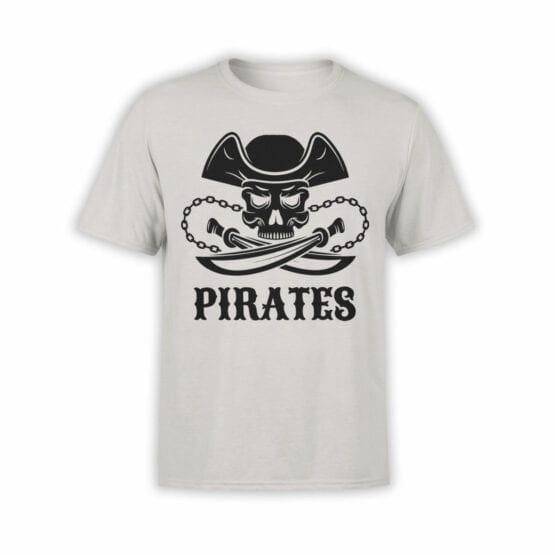 "Pirate T-Shirt ""Danger"". Cool T-Shirts."