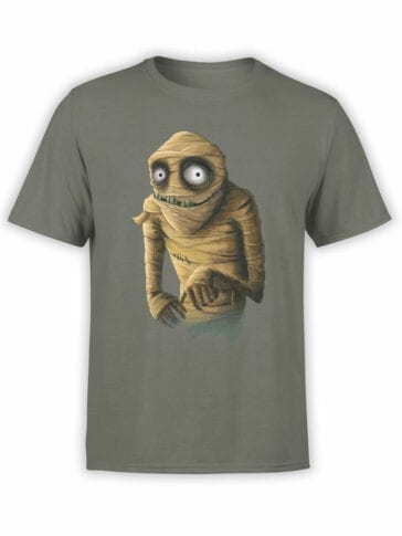 "Funny T-Shirts ""Mummy"". Cool T-Shirts."