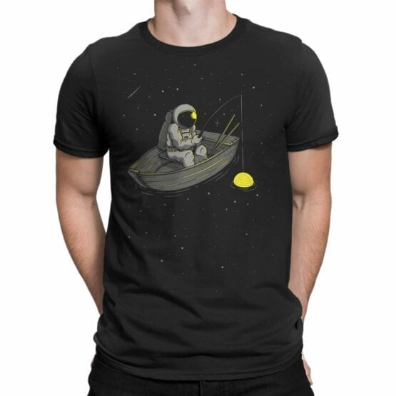 "Cool T-Shirts ""Astro Fishing"""