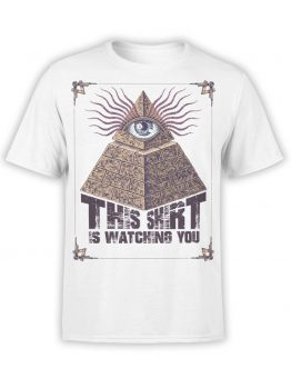 "Funny T-Shirts ""Illuminati"". Cool Shirts."