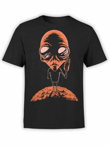 "Funny T-Shirts ""Alien"". Shirts."
