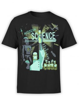 "Funny T-Shirts ""Modern Science"". Cool Shirts."