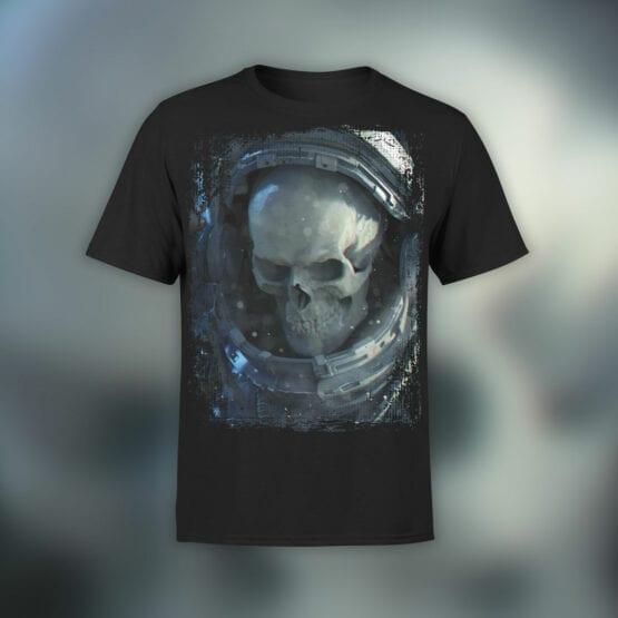 "Horror T-Shirts ""Dead Astronaut"". Cool Shirts."