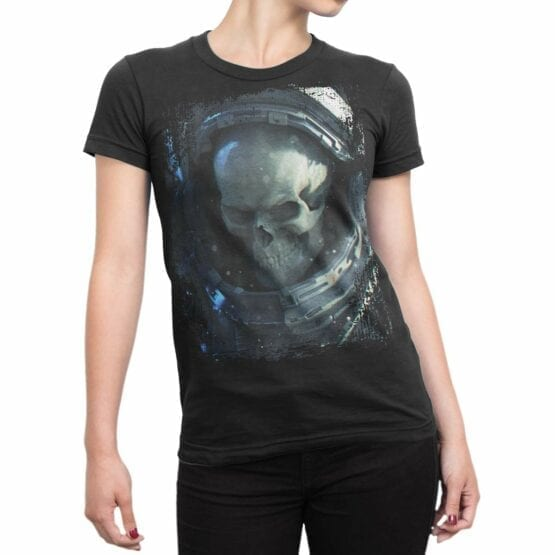 "Horror T-Shirts ""Dead Astronaut"". Cool Shirts."