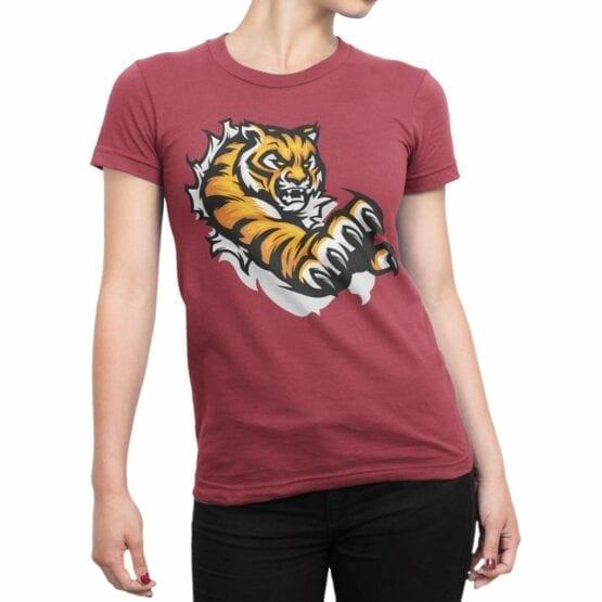 "Cool T-Shirts ""Tiger"""