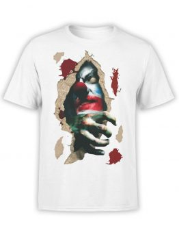 "Horror T-Shirts ""Clown"". Cool Shirts."