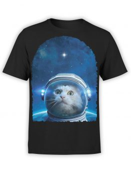 "Cat Shirts ""Astrocat""."