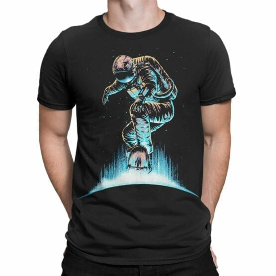 "Space Shirt ""Astroboarding"""