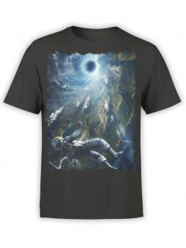 "Space Shirt ""Black Hole"""