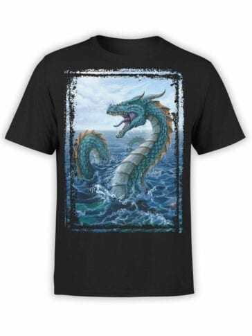 "Cool T-Shirts ""Sea Dragon"""