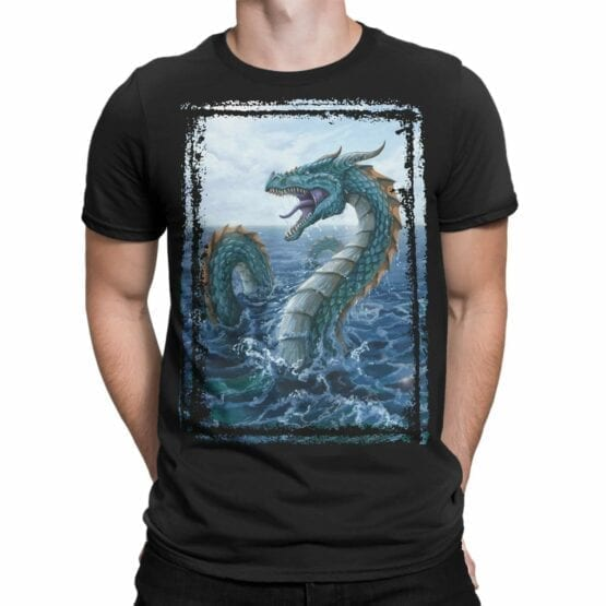 "Cool T-Shirts ""Sea Dragon"""