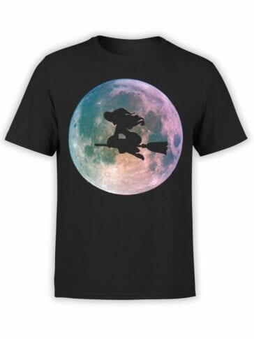 """Cool T-Shirts """"Witch"""""""