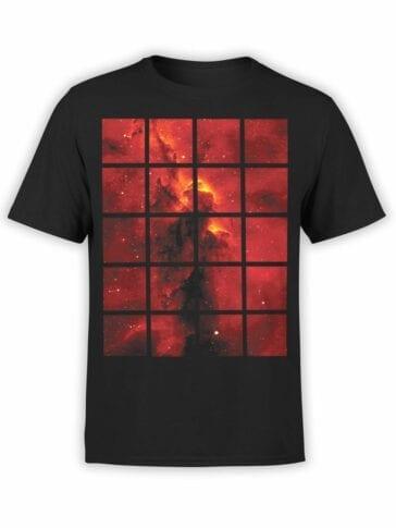 "Galaxy Shirt ""Red Universe"""