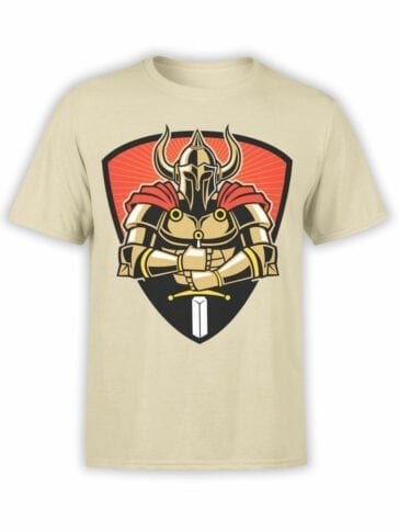 "Knight Shirt ""Power"". Cool T-Shirts."