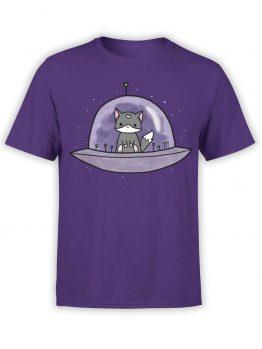 "Cat Shirt ""UFO"""