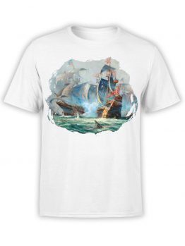 "Cool T-Shirts ""Sea Battle"""