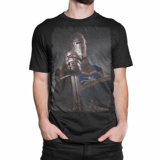 "Knight Shirt ""Rain"". Cool T-Shirts."