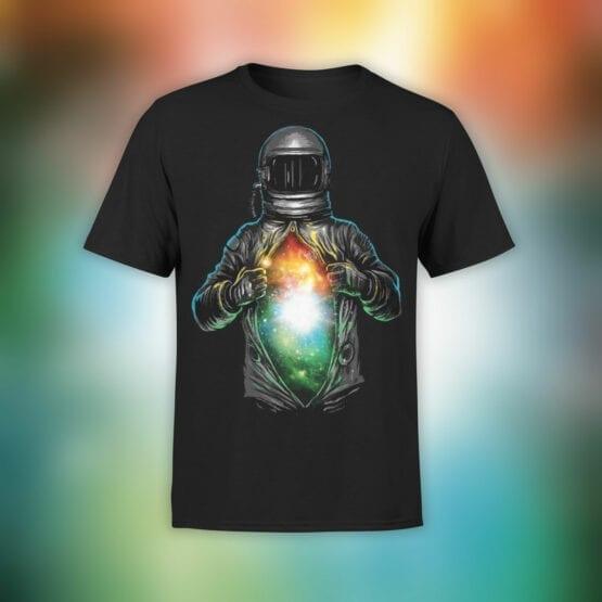 "Galaxy Shirt ""Inside"""