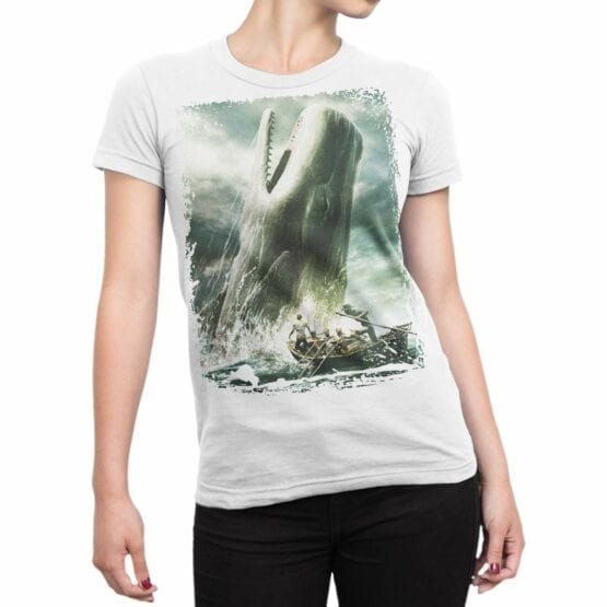 """Cool T-Shirts """"Moby Dick"""""""