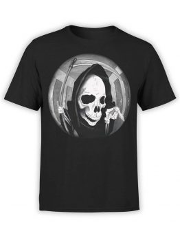 "Horror T-Shirts ""Death"". Cool Shirts."