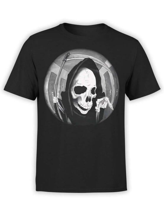 "Horror T-Shirts ""Death"". Cool Shirts."