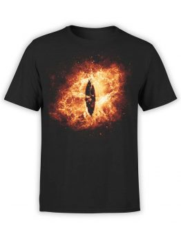 "Lord of the Rings Shirt ""Eye of Sauron"". Cool Shirts."