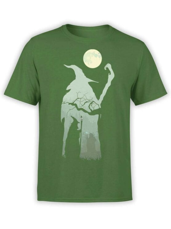 "Lord of the Rings Shirt ""Gandalf"" Unisex"