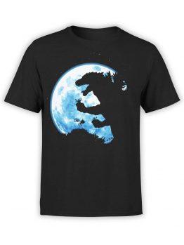 """Funny T-Shirts """"Godzilla"""". Cool T-Shirts."""