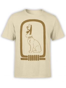 "Cool T-Shirts ""Hieroglyph Cat"""