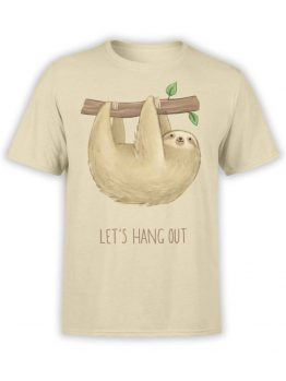 "Cute T-Shirts ""Hang Out"". Cool T-Shirts."