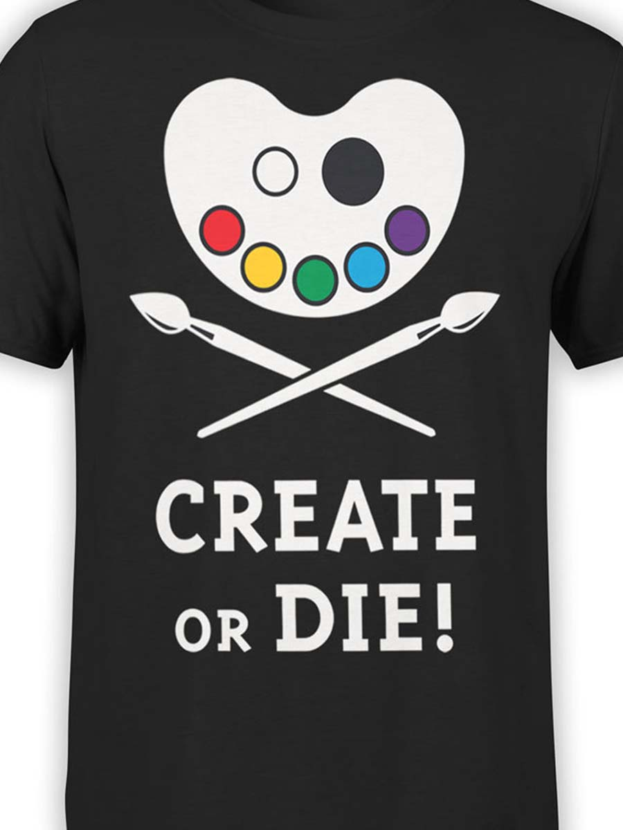 cool t shirts create or
