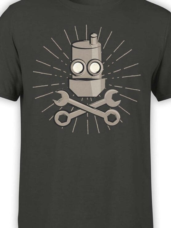 "Cool T-Shirts ""Mech Roger"""