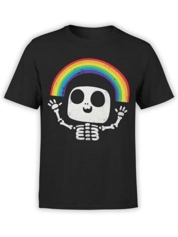 "Cool T-Shirts ""Death Rainbow"""