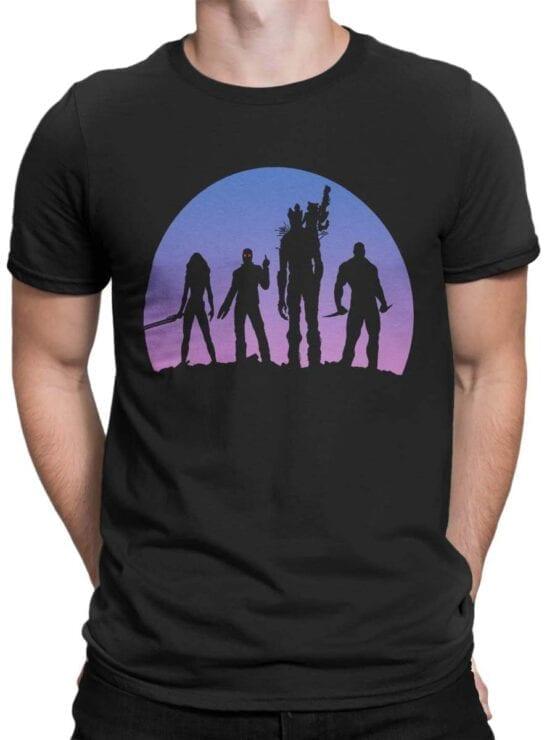 "Guardians of the Galaxy Shirt ""Sunset"""