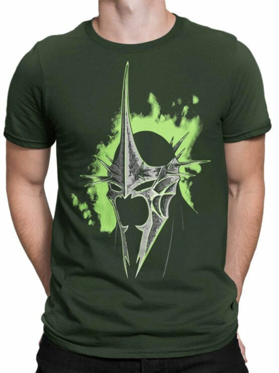 Lord of the Rings T Shirt Nazgul Front Man