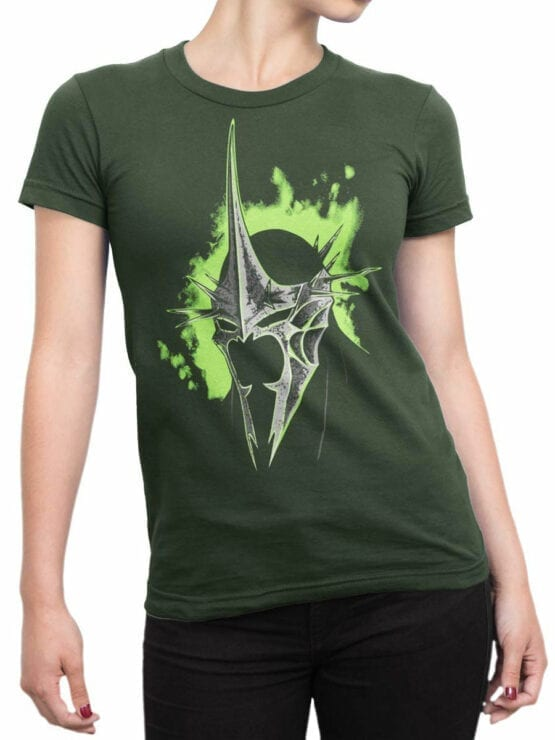 Lord of the Rings T Shirt Nazgul Front Woman