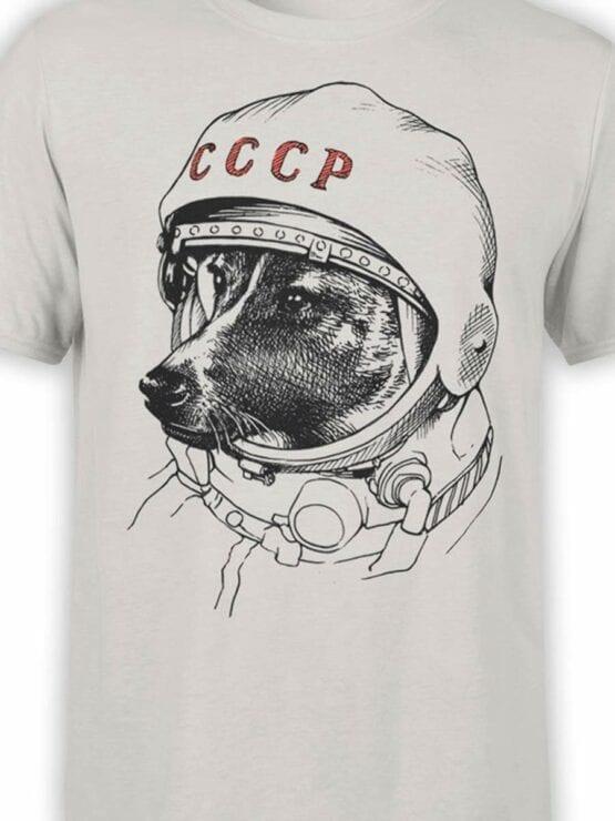 0461 Astronaut Shirt Laika_Front_Color
