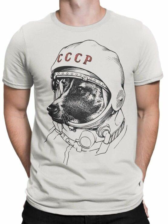 0461 Astronaut Shirt Laika_Front_Man