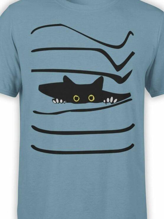 0468 Cat Shirt Spy_Front_Color
