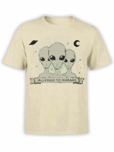 0474 Alien Shirt Allergic