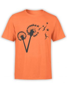 0476 Cool T-Shirts Dandelion
